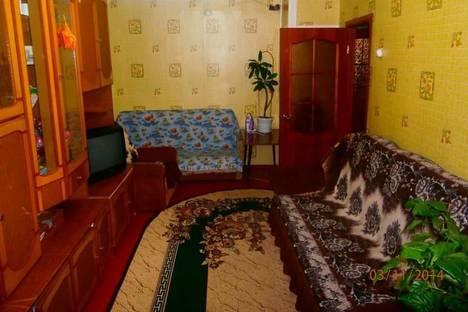 Сдается 1-комнатная квартира посуточно в Шерегеше, ул. Гагарина, д. 2.