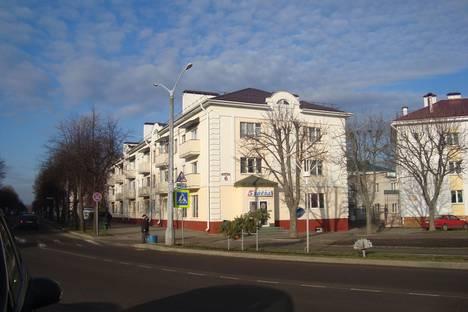 Сдается 1-комнатная квартира посуточно в Кобрине, пл.Ленина 6.