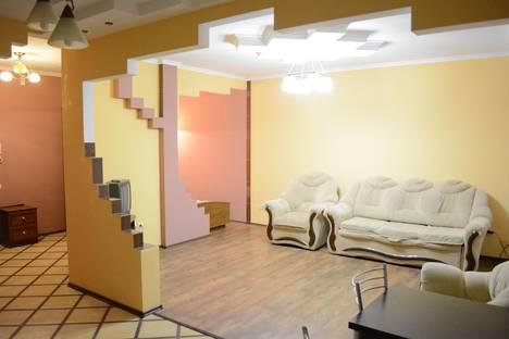 Сдается 1-комнатная квартира посуточнов Орле, ул. Кромская, 23.