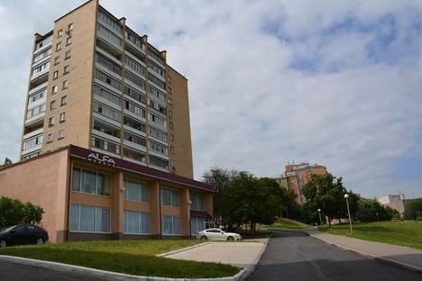Сдается 2-комнатная квартира посуточно в Орле, переулок Почтовый, 10.