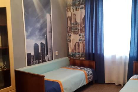 Сдается 2-комнатная квартира посуточно в Комсомольске-на-Амуре, Интернациональный проспект, 2.