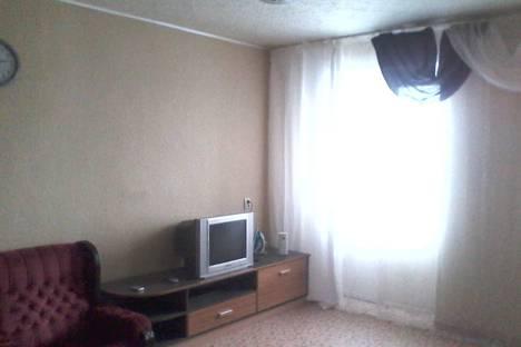 Сдается 1-комнатная квартира посуточнов Нягани, ул. Ленина, 10.