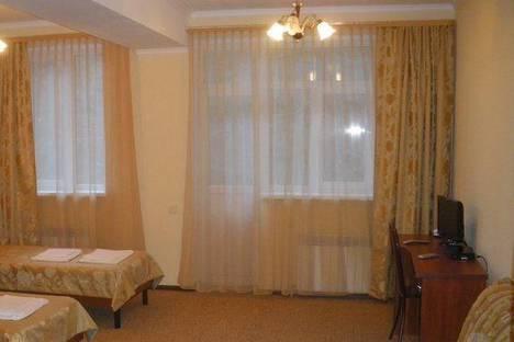 Сдается 1-комнатная квартира посуточнов Терсколе, п. Терскол, поляна Чегет, Лагуна, 1.
