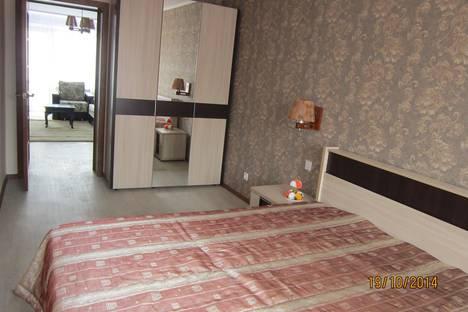 Сдается 2-комнатная квартира посуточно в Рудном, и.франко 23.