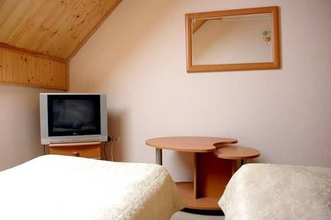 Сдается 1-комнатная квартира посуточно в Терсколе, поляна Азау,Чыран-Азау, 1.