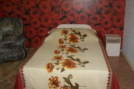 Сдается 1-комнатная квартира посуточно в Нижнекамске, бызова 5.