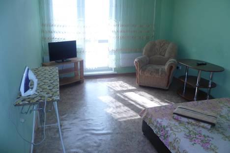 Сдается 1-комнатная квартира посуточнов Прокопьевске, 10 мкр, 27.