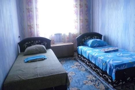 Сдается 2-комнатная квартира посуточнов Прокопьевске, Строителей 69.