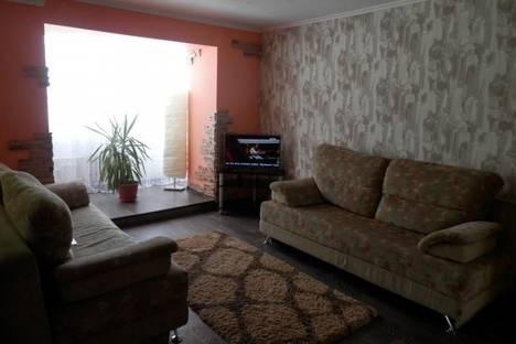 Сдается 1-комнатная квартира посуточно в Шерегеше, ул. Юбилейная, д. 9.