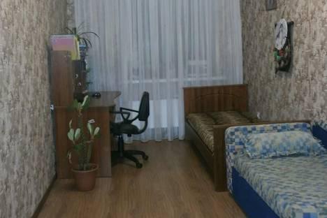 Сдается 3-комнатная квартира посуточно в Шерегеше, ул. Гагарина, д. 24.