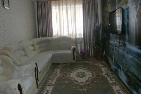 Сдается 2-комнатная квартира посуточно в Шерегеше, ул. Гагарина, д. 24.