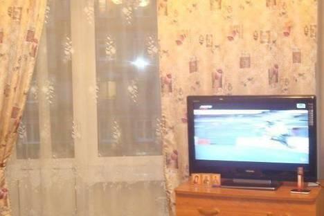 Сдается 1-комнатная квартира посуточно в Шерегеше, ул. Гагарина, д. 14.