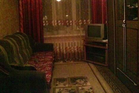 Сдается 1-комнатная квартира посуточно в Шерегеше, ул. Дзержинского, д. 14.