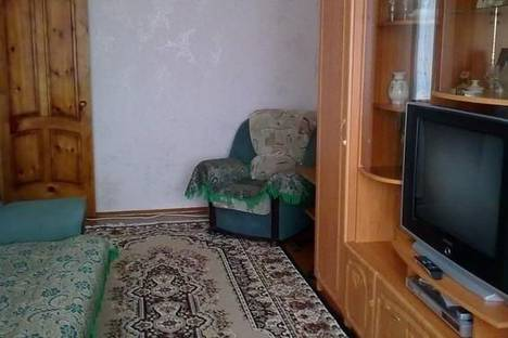 Сдается 2-комнатная квартира посуточно в Шерегеше, ул. Гагарина, д. 22.