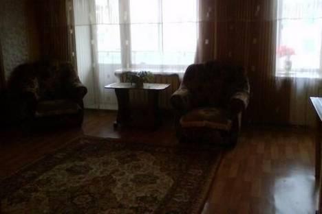 Сдается 2-комнатная квартира посуточно в Шерегеше, ул. Дзержинского, д. 14.