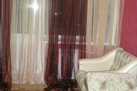 Сдается 1-комнатная квартира посуточно в Шерегеше, ул. Дзержинского, д. 21.