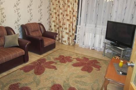 Сдается 3-комнатная квартира посуточно в Шерегеше, ул. Юбилейная, д. 7.