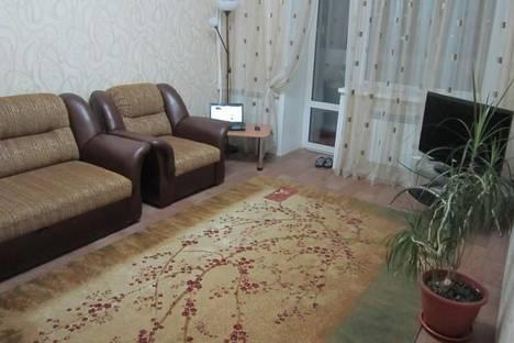 Сдается 2-комнатная квартира посуточно в Шерегеше, ул. Дзержинского, д. 8.