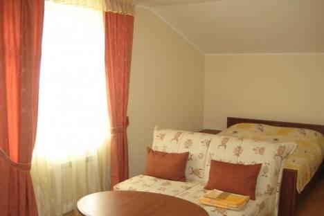 Сдается 1-комнатная квартира посуточнов Красной Поляне, ул. Пчеловодов, 24.