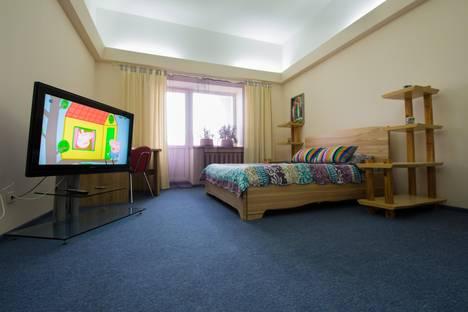 Сдается 1-комнатная квартира посуточно в Уфе, ул. Менделеева, 138.