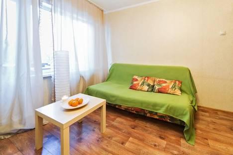 Сдается 1-комнатная квартира посуточно в Пушкино, ул. Дзержинец, 8.