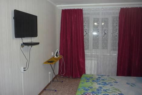 Сдается 2-комнатная квартира посуточно в Прокопьевске, ул. Гайдара, 5.