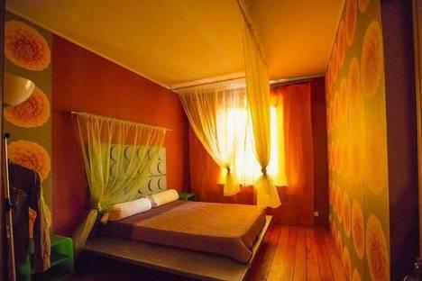 Сдается 4-комнатная квартира посуточнов Санкт-Петербурге, переулок Тучков, 5.