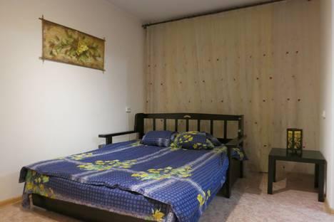 Сдается 1-комнатная квартира посуточно, проспект Макеева, 81.