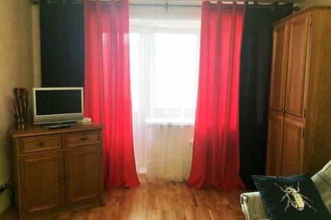 Сдается 1-комнатная квартира посуточнов Екатеринбурге, Малышева 84.