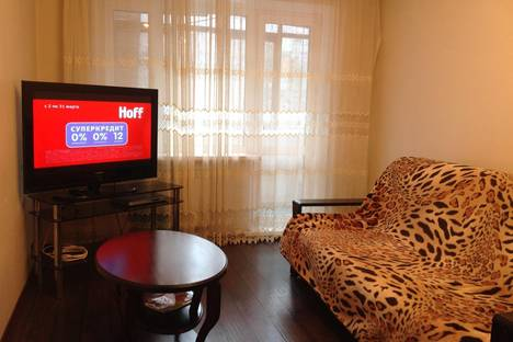 Сдается 1-комнатная квартира посуточнов Балашихе, ул. Юлиуса Фучика, 6к4.