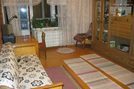 Сдается 1-комнатная квартира посуточнов Великом Устюге, ул. Водников, 93.
