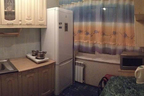 Сдается 2-комнатная квартира посуточнов Назарове, ул. Чкалова, 43.