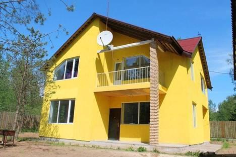Сдается коттедж посуточнов Зеленогорске, Рощинское шоссе, 36.