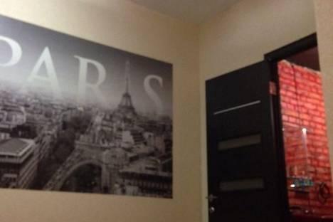 Сдается 2-комнатная квартира посуточно, шеронова 115.