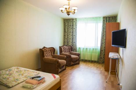 Сдается 1-комнатная квартира посуточнов Красноярске, 9 мая 83.