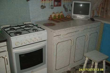 Сдается 1-комнатная квартира посуточно в Великом Устюге, кузнецова 16.