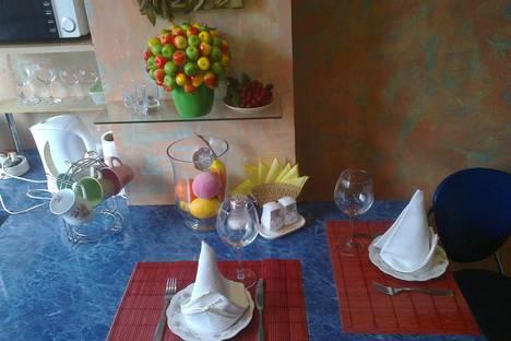 Сдается 1-комнатная квартира посуточнов Уфе, ул. Степана Кувыкина, 10а.