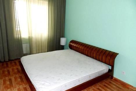 Сдается 3-комнатная квартира посуточно в Красноярске, ул. Молокова, 1к4.