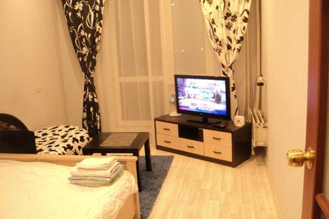 Сдается 1-комнатная квартира посуточно в Красноярске, ул. Молокова, д.31 В.