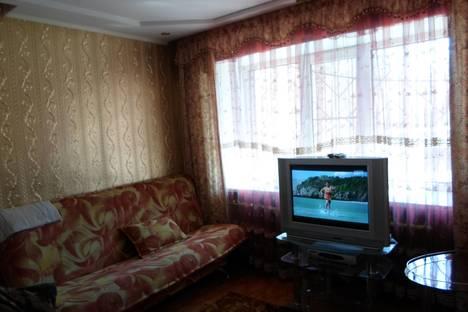 Сдается 1-комнатная квартира посуточно в Уральске, Алмазова 46.