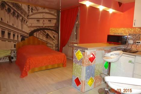 Сдается 1-комнатная квартира посуточно в Твери, Новошоссейная 4.