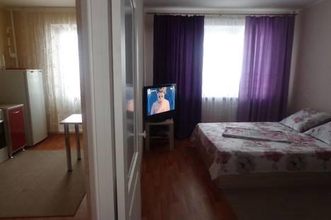 Сдается 1-комнатная квартира посуточно в Набережных Челнах, Профсаюзная 53 Зяб 17А.