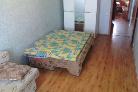 Сдается 2-комнатная квартира посуточно в Магнитогорске, проспект Ленина, 133/1.