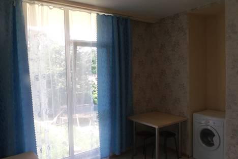Сдается 1-комнатная квартира посуточнов Сочи, ул. Молодогвардейская, 2/34.
