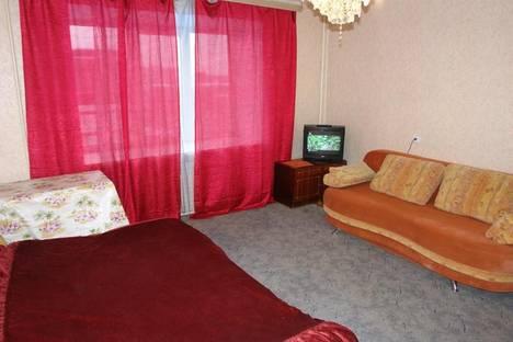 Сдается 1-комнатная квартира посуточнов Кургане, ул. Кравченко, 56.