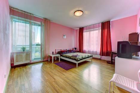 Сдается 2-комнатная квартира посуточнов Санкт-Петербурге, проспект Просвещения,  99.
