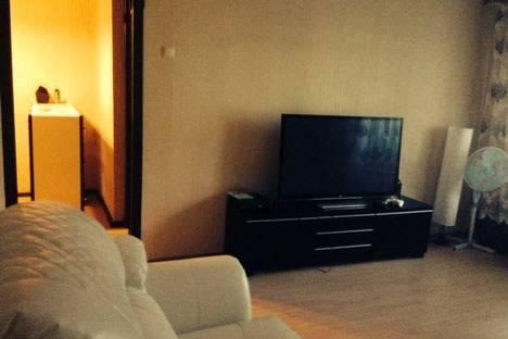 Сдается 3-комнатная квартира посуточно в Казани, ул. Рихарда Зорге, 111.