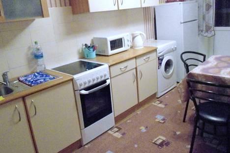 Сдается 1-комнатная квартира посуточно, ул. Усти-на-Лабе, 16.