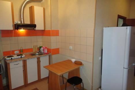 Сдается 1-комнатная квартира посуточно в Серпухове, ул. Калужская, д.5.
