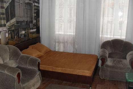 Сдается 1-комнатная квартира посуточнов Серпухове, ул. Калужская 5к4.